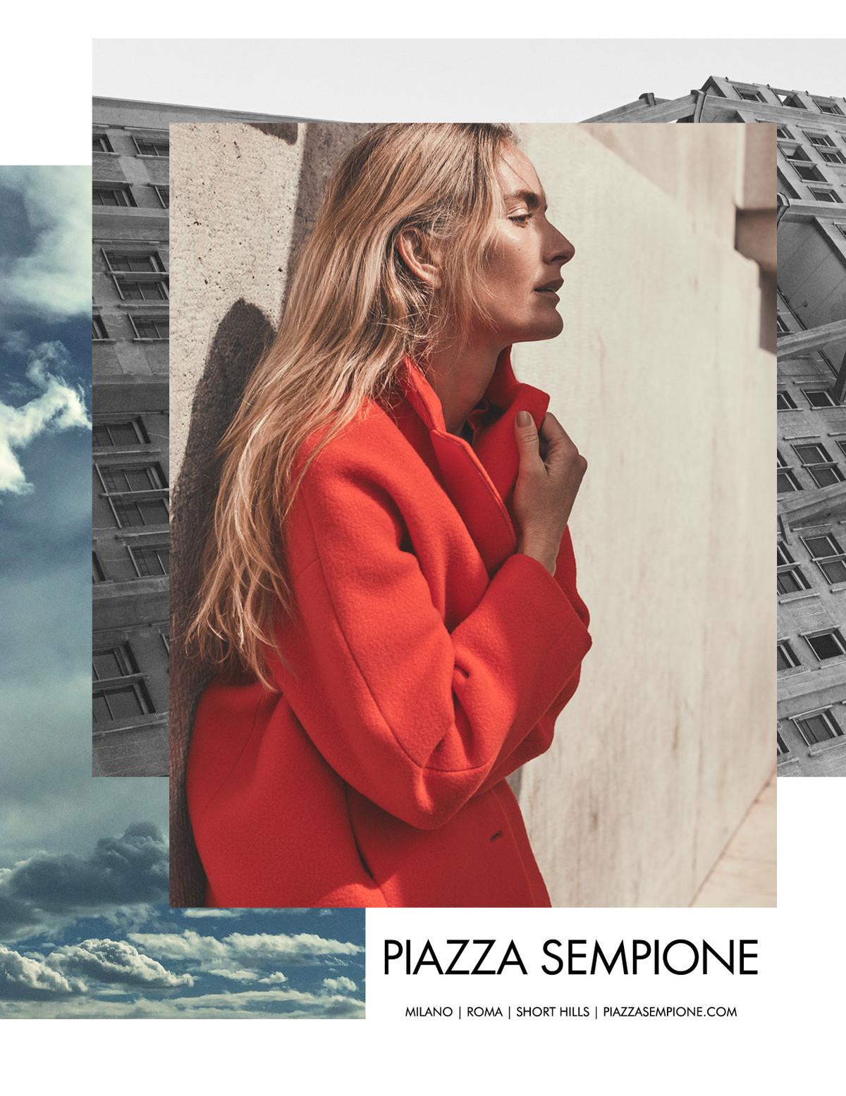 Piazza Sempione Campaign AW 2019/2020