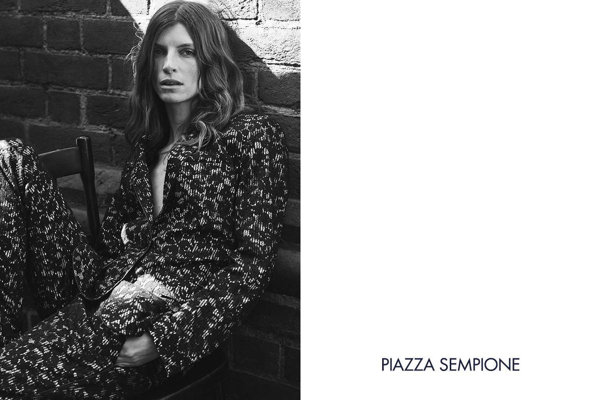 Piazza Sempione, 2018 campaign
